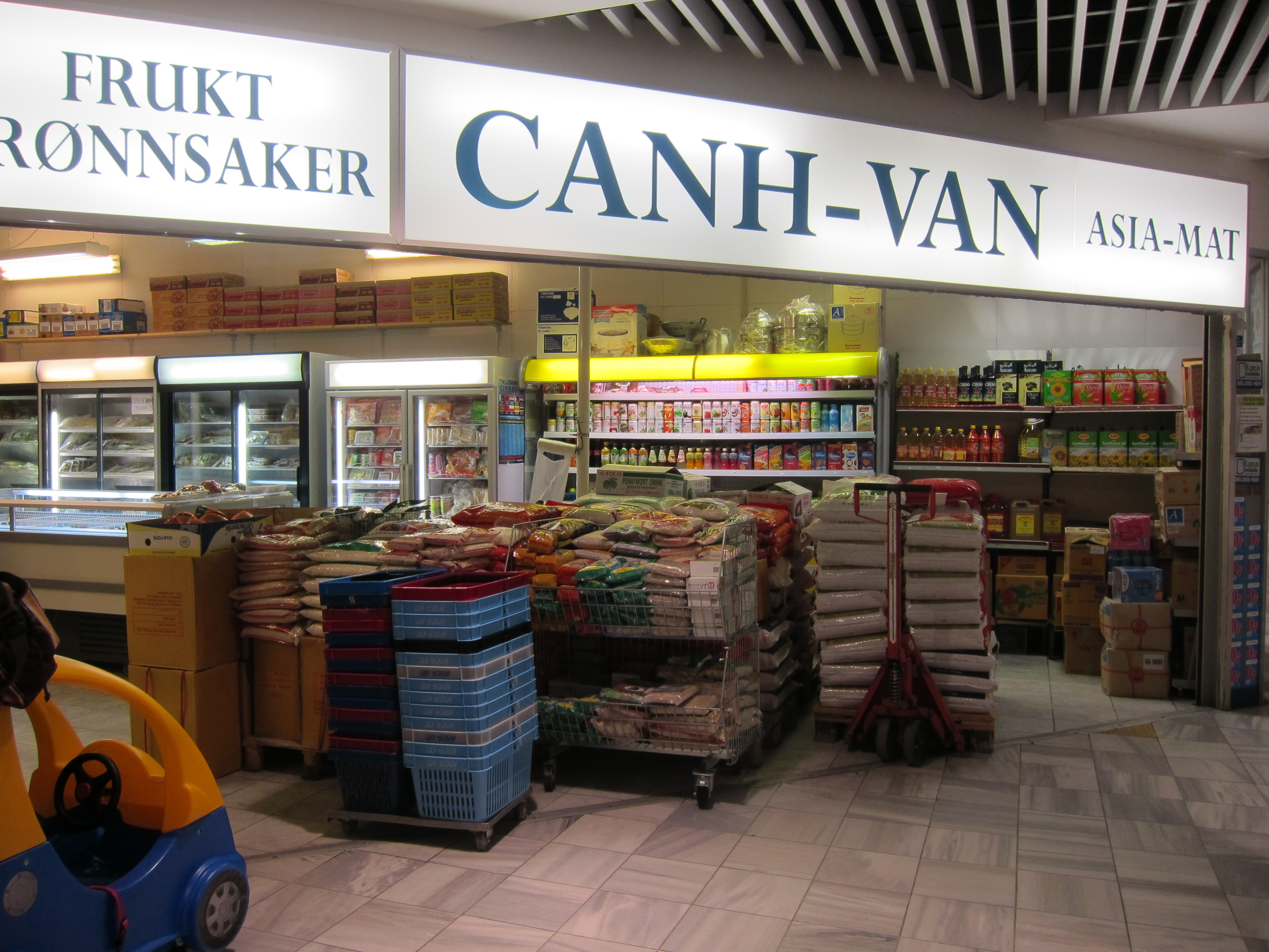 Canhvan Asiamat